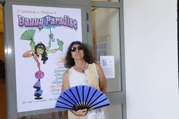 Super Baba Danny Paradise a Modena, settembre 2015