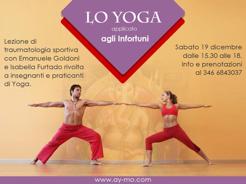 Traumatologia Yoga