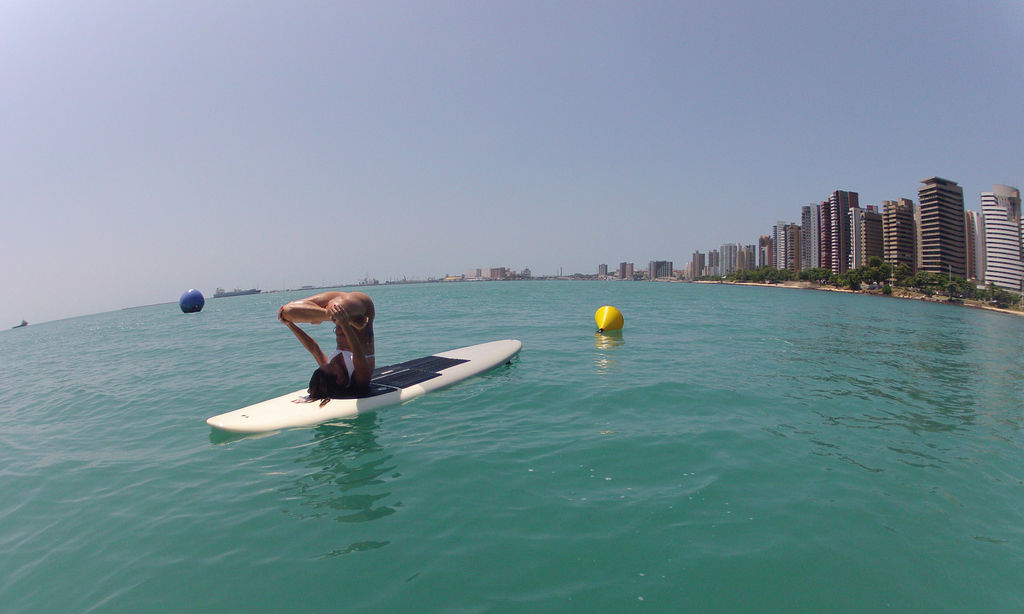 Ocean Stand Up Paddle e Yoga