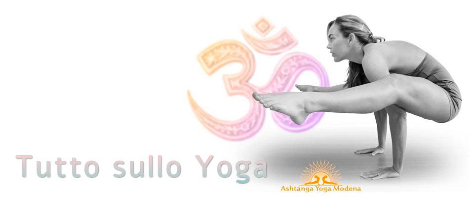 Tutto sullo yoga