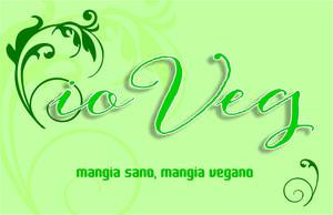 IO VEG MENU logo