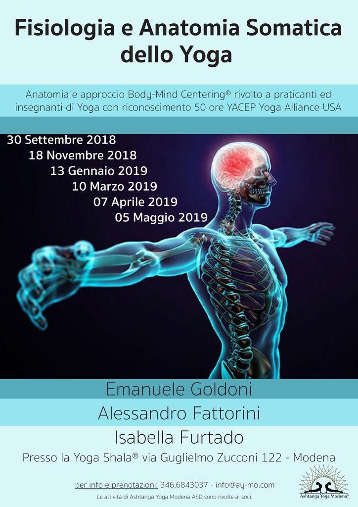 Fisiologia e Anatomia Somatica