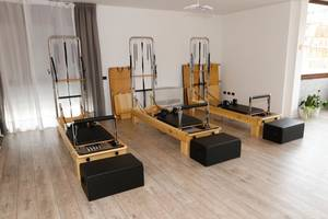 Pilates Reformer con Tower